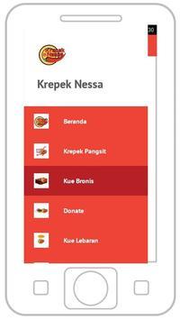 Krepek Nessa screenshot 2