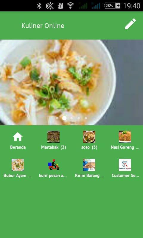 Kuliner Online Bandung For Android Apk Download