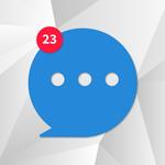 Messenger Home Lite - SMS Powered Phone Homescreen APK