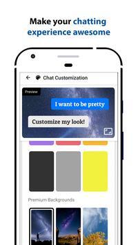 Messenger Home Lite - SMS Powered Phone Homescreen screenshot 3