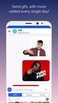 Messenger Home screenshot 3