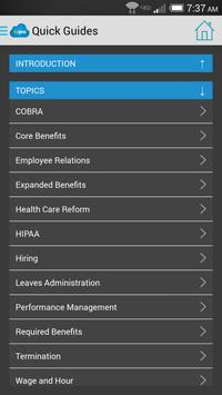 HRProMobile screenshot 1