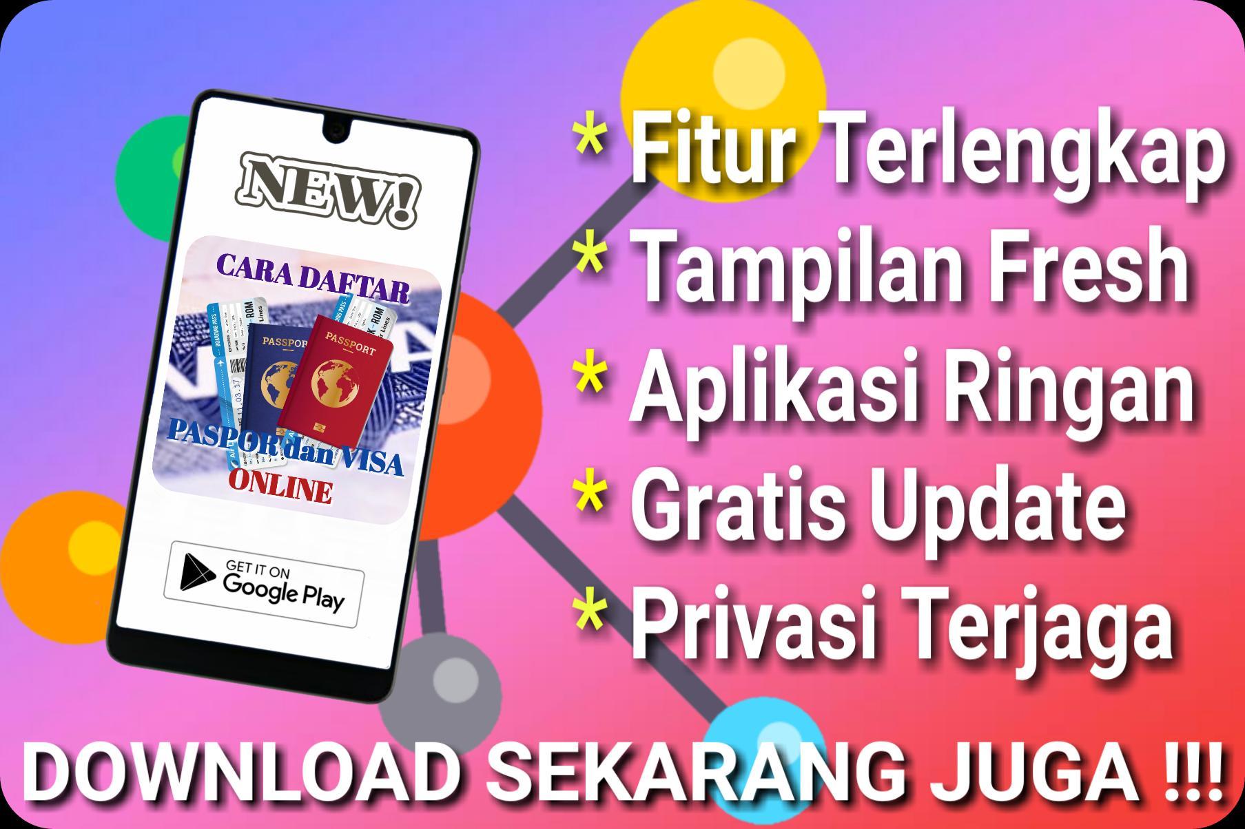 Cara Daftar Paspor Online For Android Apk Download