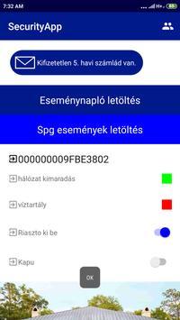 SecurityApp screenshot 1