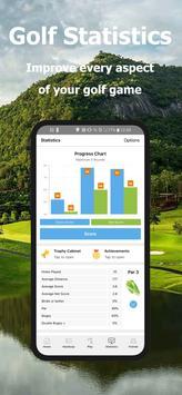 Golf Handicap, GPS, Scorecard - MOGC Screenshot 3