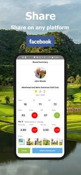 Golf Handicap, GPS, Scorecard - MOGC Screenshot 7