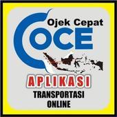 OCE Ojek Cepat icon