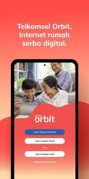 MyOrbit - Internet Rumah Serba Digital poster