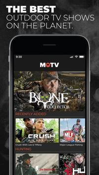 MyOutdoorTV: Hunting, Fishing, Shooting videos plakat