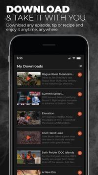MyOutdoorTV: Hunting, Fishing, Shooting videos screenshot 1
