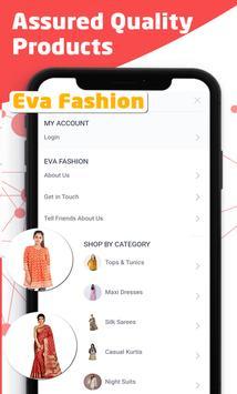 Eva Fashion Online Shopping App - Shop For Fashion screenshot 4