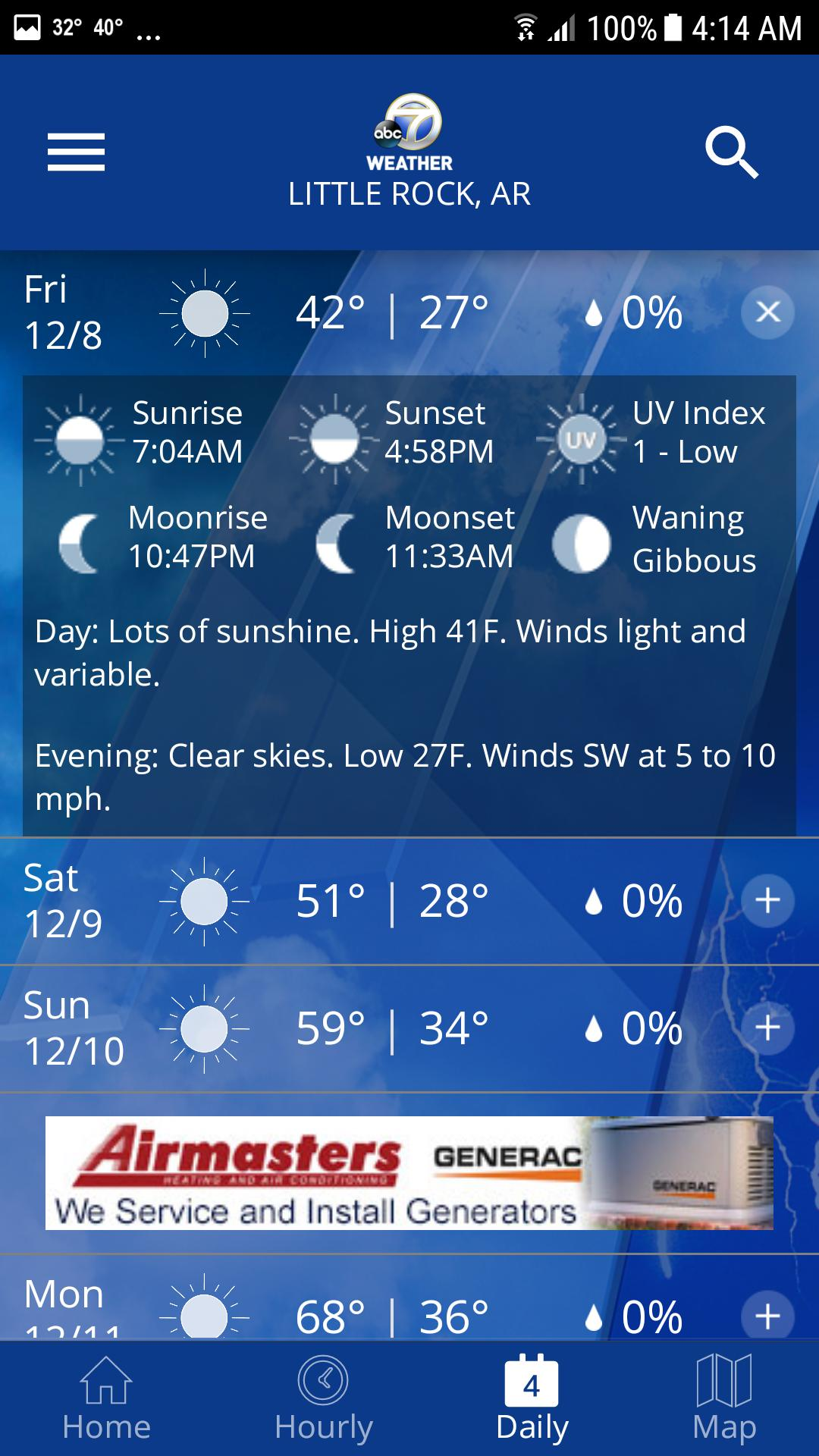 KATV Channel 7 Weather for Android - APK Download