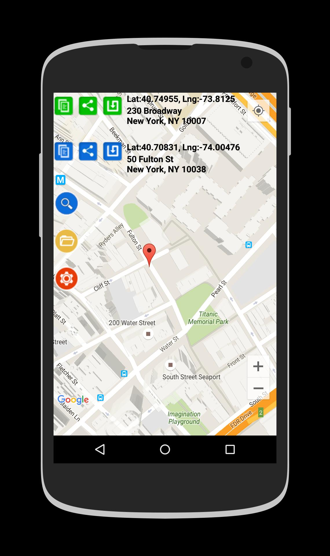 Latitude Longitude for Android - APK Download