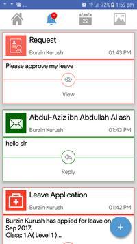 KMD School App screenshot 4