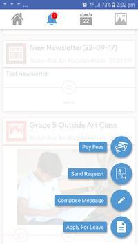 KMD School App screenshot 2