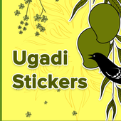 Ugadi Stickers icon