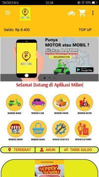 MIBER - Transportasi, Ojek Online Banyuwangi poster