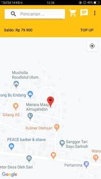 MIBER - Transportasi, Ojek Online Banyuwangi screenshot 6