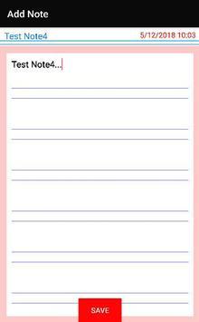 My NoteBook screenshot 5