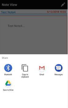 My NoteBook screenshot 7