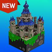 Master Craft - Juegos de creación de bloques icono