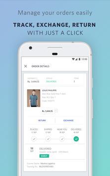 Myntra screenshot 5