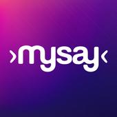 mysay أيقونة