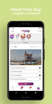 mysay تصوير الشاشة 6