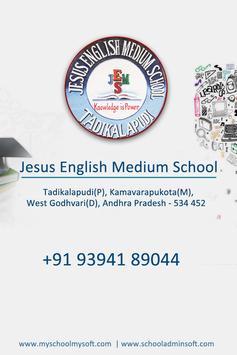 Jesus English Medium School screenshot 5
