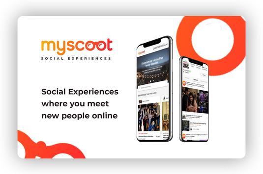 MyScoot plakat