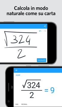 Poster MyScript Calculator 2