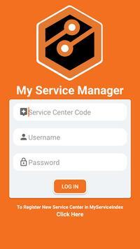 Service Portal screenshot 1