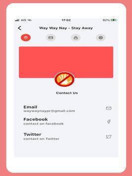 Way Way Nay captura de pantalla 23