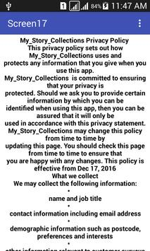 My_Story_Collections screenshot 1