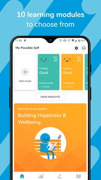 My Possible Self: The Anxiety & Mental Health App screenshot 2