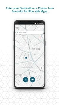 mypa Ride screenshot 1