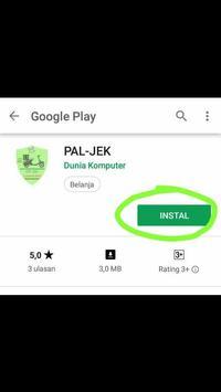 PAL-JEK screenshot 4