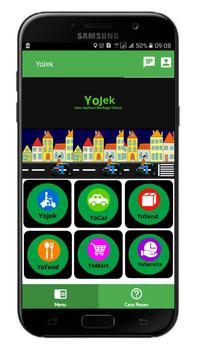 YoJek screenshot 1