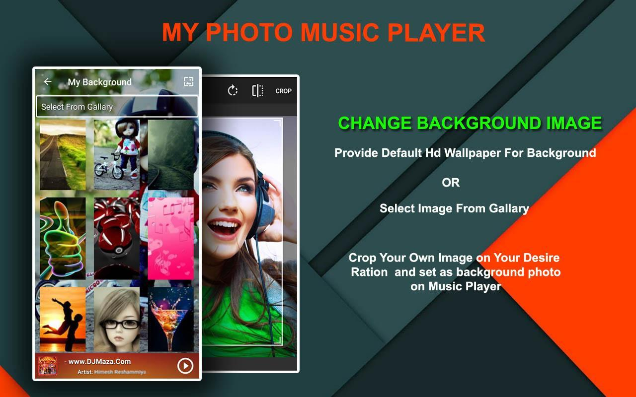 My Photo Music Player for Android - APK Download