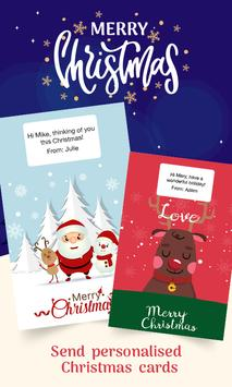 Christmas Greeting Cards Maker poster
