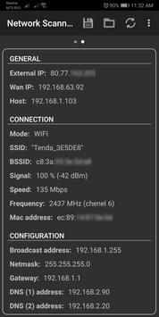 Network Scanner screenshot 2