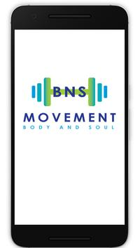 BNS MOVEMENT poster