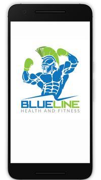 BLUELINE Fit poster