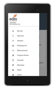 Edzo Fitness screenshot 11