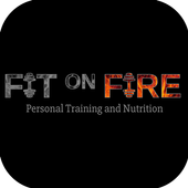 Fit on Fire أيقونة