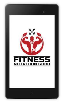 Fitness Nutrition Guru screenshot 10