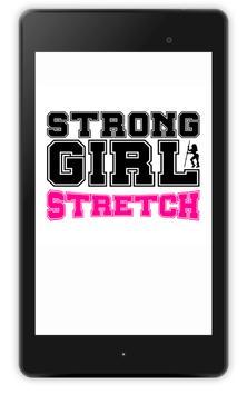 Strong Girl Stretch screenshot 10