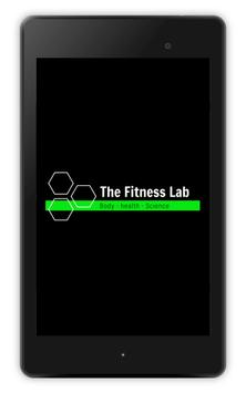 The Fitness Lab screenshot 10