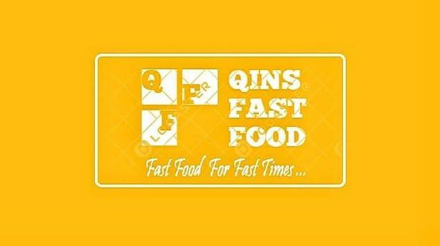 Qins Fast Food poster