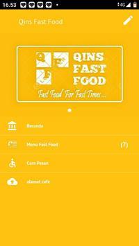 Qins Fast Food screenshot 1